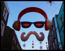Carnaby Street Headphones